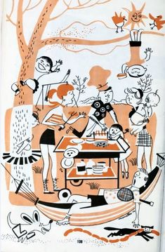 1960's Cutco cookbook, Frank Marcello.