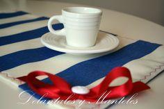 mantel individual, mantel de rayas, tablecloth, individual, rayas.