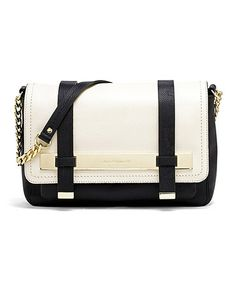 Look what I found on #zulily! Ivory & Caviar Jace Shoulder Bag by Vince Camuto #zulilyfinds