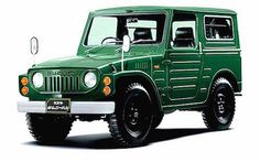 The Suzuki Jimny Museum Is The Coolest Shrine To The Coolest Little Truck Mitsubishi Colt, Chevrolet Samurai, Jimny Suzuki, Suzuki Cars, Little Truck, Mini Trucks, Automotive News, Japanese Cars, Jeep