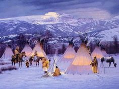 Jerry's Native American wallpaper page One Native American Teepee, Native American Paintings, Native American Wisdom, Native American Pictures, Native American Women, American Indian Art, Native American History, Native American Indians, Plains Indians