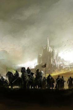 Battle for Minas Tirith