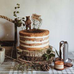 Торт, шляйх, медведь
