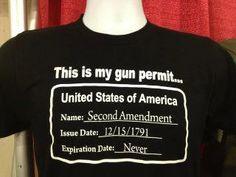 ~ My Gun Permit ~