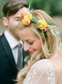 Ojai Wedding Inspiration #PrimaryPetals