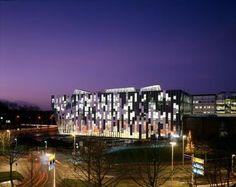 Superior Amazing Cobra Like Solar Building By Zechner U0026 Zechner | Solar And Building Awesome Design