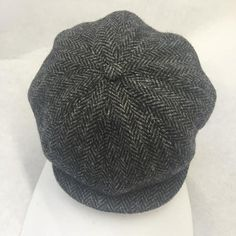 Genuine Harris Tweed Baker Boy Hat Newsboy Gatsby Free UK Delivery Made in UK