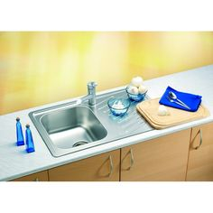 Alveus Elegant 30 POP-UP zlewozmywak mikrolen 1036633 Pop Up, Sink, Elegant, Home Decor, Sink Tops, Classy, Vessel Sink, Decoration Home, Room Decor