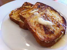 Derek on Cast Iron - Cast Iron Recipes: Recipe: Cast Iron Skillet French Toast