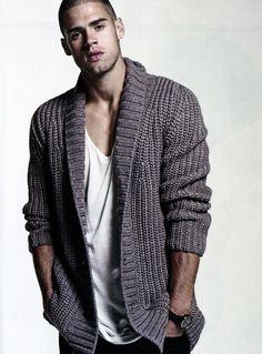 Brioche Sweater   faceclaim: chad white