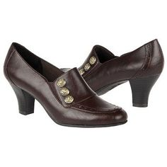 #LifeStride Women's Origin #Shoe - I'm totally digging the buttons!