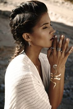 ☆  Rachel Barnes by James Norton for Child of Wild x Flash Tattoos Spring 2015