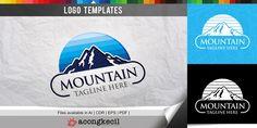 Mountain - Logo Template