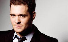 Download wallpapers Michael Buble, Canadian singer, 4k, portrait, young celebrities, man in suit