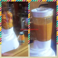 Sta sera cucino io: Frulato Arancia Carota Albicocca