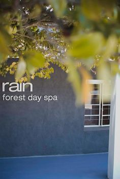 Rain Forest Day Spa in Swellendam #Swellendam, #WesternCape #discoveroverberg