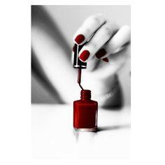Inspiração: Esmalte Vermelho - Modalogia Beleza