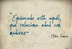 Madurez #frases