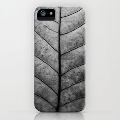 Leaf Veins iPhone Case, photography by Keith Dotson - $35.00