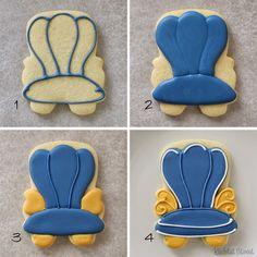 Royal Babies Cookie Tutorial | Klickitat Street