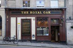The Royal Oak. Edinburgh, Scotland