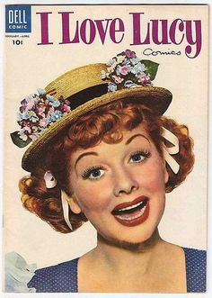 "1955 ""I Love Lucy"" Comic Book"