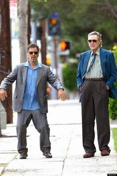 Al Pacino e Christopher Walken