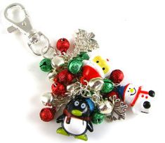 Santa's Bag Key Chain | AllFreeChristmasCrafts.com