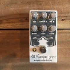 EarthQuaker Devices Bit Commander Analog Synth