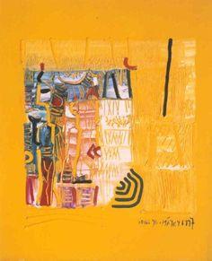 Orange painting by Soile Yli-Mäyry Orange Painting, Dance Art, Artists, Image, Artist