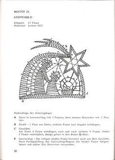 Klöppern zur weihnachtzeit - LILIANA BEATRIZ Testa - Álbumes web de Picasa