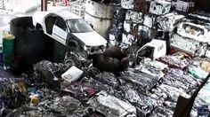 Złomowanie samochodów w Japonii - Moto Tube