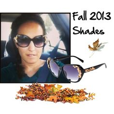 """Fall 2013: Shades of the Season"" by southerncrossfla on #Polyvore  #sunglasses #fall #fallfashion"