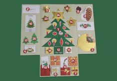 Lapbook-Weihnachten Food Tent, Tent Cards, Food Labels, Baby Shark, Christmas Activities, Recipe Cards, Winter Christmas, 9 And 10, Religion