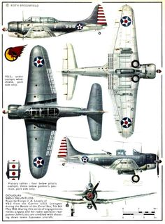 American fighter planes. i. took part in major battles  ii. Shows details of the plane and how it works