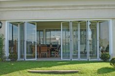 Gardening – Gardening Ideas, Tips & Techniques Sliding Glass Door, House Design, Pool House, Patio Design, Pool Houses, Garden Room, Beautiful Patios, Backyard Landscaping Designs, Patio Doors