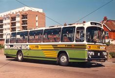 BUS PHOTO OF A SOUTHDOWN PHOTOGRAPH PICTURE, LEYLAND LEOPARD COACH | eBay Tow Truck, Trucks, Bus Coach, London Transport, Almost Always, Coaches, Long Distance, Buses, Transportation