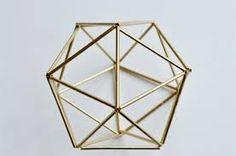 Resultado de imagen para lamparas colgantes geometricas