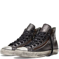 cd60b9b754d9 ... spain converse by john varvatos double zip black c84eb acca7