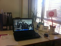 IFOA My Office as I see it