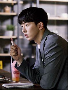 Nam Joo Hyuk Nam Joo-hyuk (born February is a South Korean model and actor. Lee Hyun Woo, Lee Sung Kyung, Busan, One Yg, Who Are You School 2015, Kim Book, Nam Joohyuk, Weightlifting Fairy Kim Bok Joo, Ailee