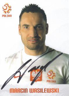 Pamiątki sportowe: Marcin Wasilewski