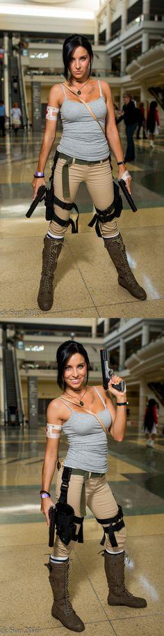 Barbara Blade... digo Lara Croft | MegaCon, March 16, 2013