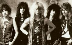 80s bands | Top 20 Of The Best 80's Hair Metal Bands photo Brittany Lee's photos ...