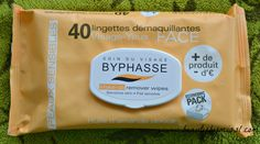 Byphasse Makeup Remover Wipes #review via @beautybymissl