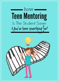 6 ways teen students can take on a mentoring role in your studio (easily) and why this can make a HUGE difference to teen retention