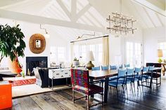 8+Top+Interior+Designers+Who+Were+Self-Taught+via+@domainehome