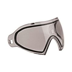 Dye Paintball I4 Thermal Replacement Goggle Lens - Smoke. Available at UltimatePaintball.com