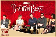 A fine addition to your #BeautyandtheBeast viewing: Emma Watson inspires, Josh Gad sings, almen i  villasoto talks new songs