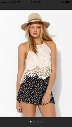 I have this great top from #UO